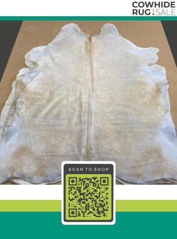 clear-white-cowhide-6-x-7-wh-07-101