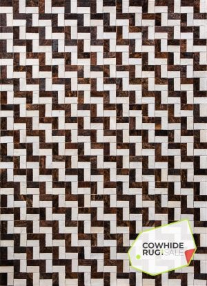 Diagonal Chevron Area Rug