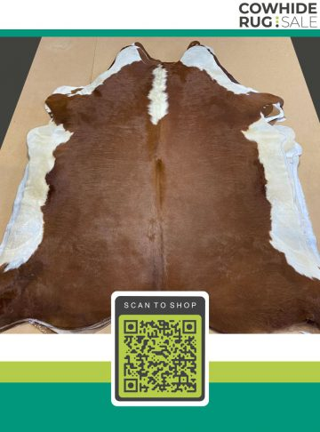 extra-small-brown-and-white-cowhide-br-19-21