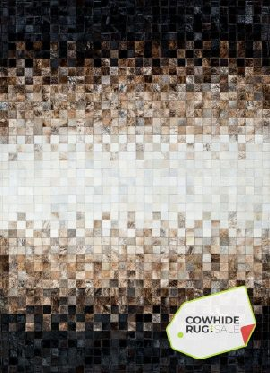 Night and Day Cowhide Rug