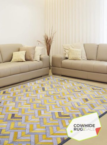 yellow-chevron-cowhide-rug-2