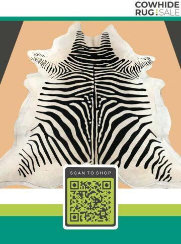 zebra-cowhide-6-x-7-ap-15-03